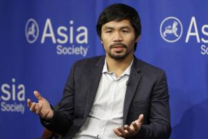 Manny Pacquiao not bothered by celebrity criticism